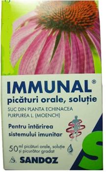 Immunal picaturi