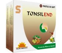 Tonsilend - Aroma de portocale
