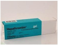 Hepathrombin Gel 50 000
