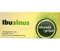 Ibusinus raceala si gripa