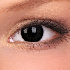 Lentile BigEyes Dolly Black