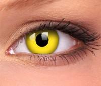 Lentile Crazy Lens Yellow