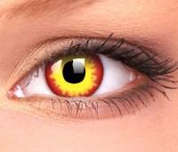 Lentile Crazy Lens Wild Fire