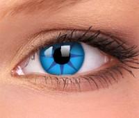 Lentile Crazy Lens Blue Star