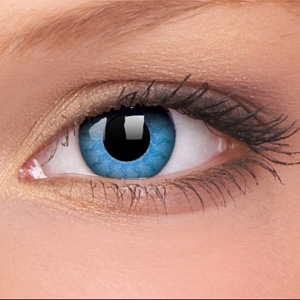 Lentile Crazy Lens Solar Blue