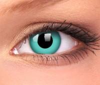 Lentile Crazy Lens Emerald Green