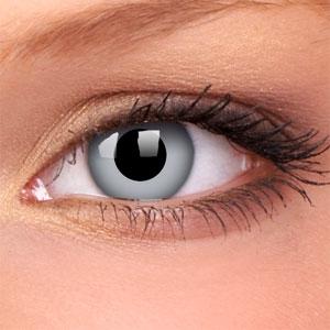 Lentile Crazy Lens Zombie Gray