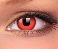 Lentile Crazy Lens Devil Red