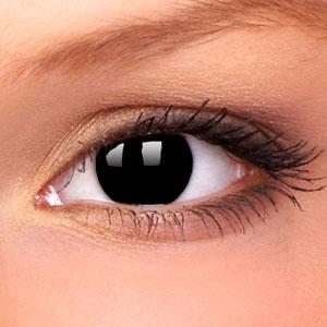 Lentile Crazy Lens Black Out