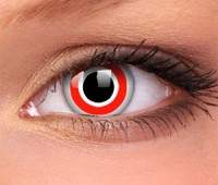 Lentile Crazy Lens Bulls Eye