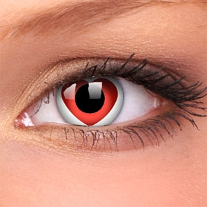 Lentile de contact Crazy Lens Valentinez