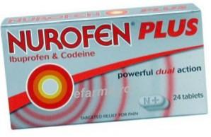 Nurofen Plus X 12 comprimate