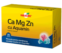 Calciu Magneziu Zinc cu Aquamin