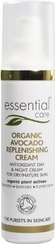 Crema Bio hidratanta de noapte cu avocado