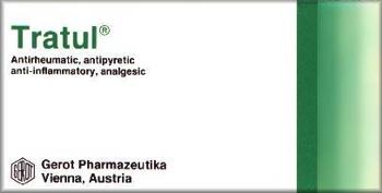 Tratul 60 mg supozitoare