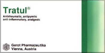 Tratul 120 mg supozitoare