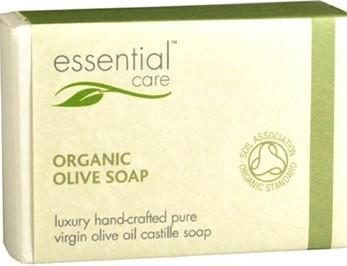 Sapun Organic cu Ulei de Masline Pur