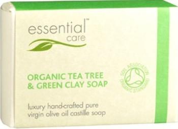 Sapun Organic cu Tea Tree si Argila Verde