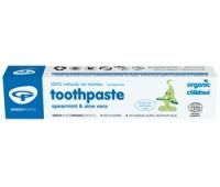 Pasta de dinti BIO cu menta si aloe vera pentru copii