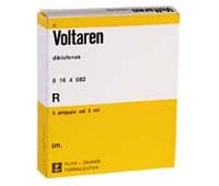 Voltaren 75 mg injectabil