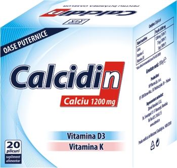 Calcidin 1200 mg