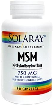 MSM Solaray Capsule