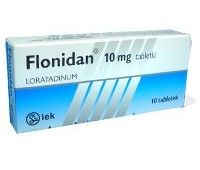 Flonidan tablete