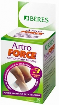 Artro Force Beres X 30 Comprimate