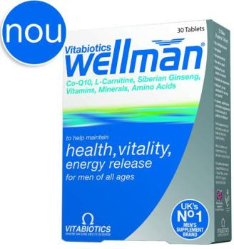 WellMan Vitabiotics