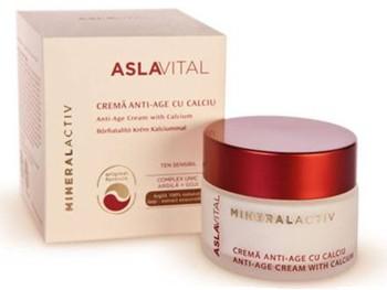 Aslavital MineralActiv Crema Anti-age cu Calciu