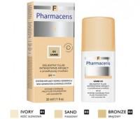 Pharmaceris F Fond Ten Fluid SPF 20 X 30ML-03 Bronze