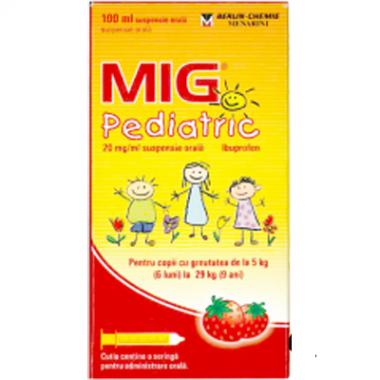 Mig Pediatric Suspensie