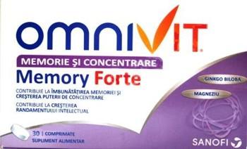 Omnivit Memory Forte