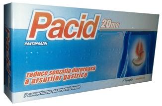 Pacid 20 mg