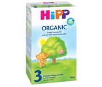 Hipp 3 lapte praf organic