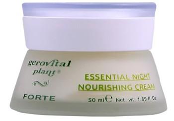 Gerovital Plant Forte Crema nutritiva de noapte