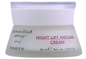 Gerovital Plant Forte Crema lift anti-age de noapte
