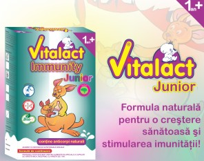 Vitalact Immunity Jr 1 An+