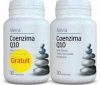 Coenzima Q10 10 mg 30 cps oferta speciala platesti 1 primesti 2
