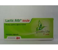 Lactic ATB Ovule