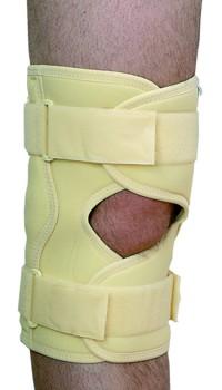 Orteza de genunchi mobila