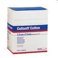 Cutisoft Cotton Steril 7,5 cm x 7,5 cm