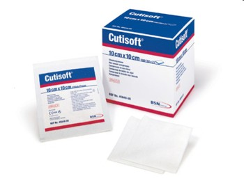 Cutisoft Steril 7,5 cm x 7,5 cm