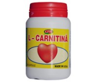 L-Carnitina x 30 cps, cosmo