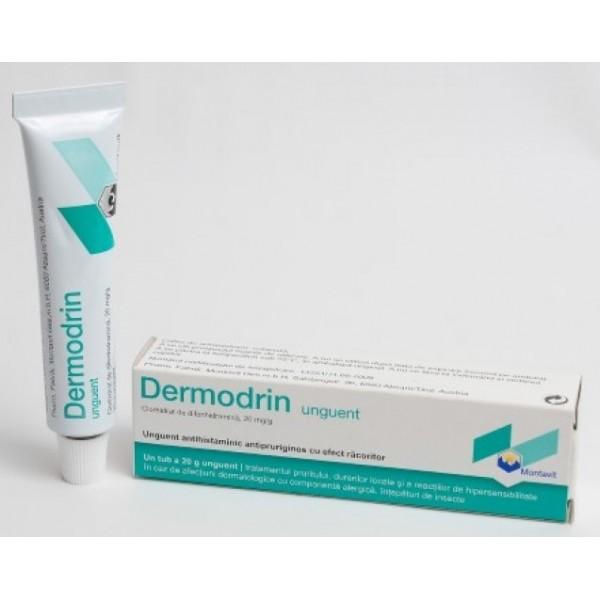 Dermodrin unguent