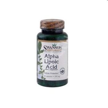 Acid Alfa - Lipoic 100mg - 120 capsule