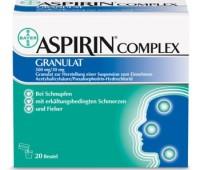 Aspirin Complex Granule x 10 plic