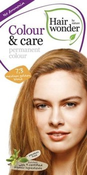 Colour & Care Medium Golden Blond 7.3