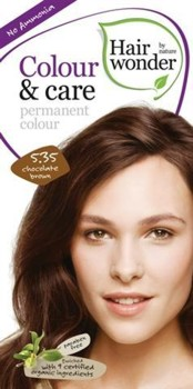 Colour & Care Chocolate Brown 5.35