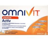 Omnivit Activ Energie 30 comprimate